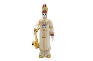 Ghostin Papa Emeritus Nihil sai oman toimintanuken