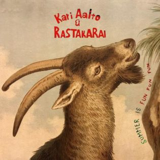 Kari Aalto & Rastakarain debyytti on sympaattinen hyvän mielen albumi, joka toistaa itseään