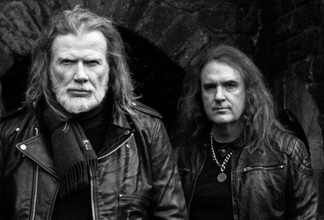 Megadethin David Ellefsonin väitetään houkutelleen alaikäistä seksiin: kiistää häneen kohdistuvat syytökset