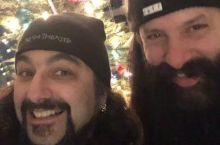 """John Petrucci suitsuttaa Mike Portnoyn suoritusta sooloalbumillaan: """"Hän hoiti homman kivuttomasti"""""""