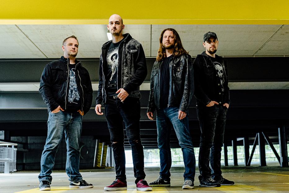 Parasite Inc. streamaa European Metal Festival Alliance-keikkansa perjantaina
