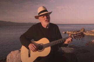 """Pink Floydin David Gilmourilta ensimmäinen uusi kappale viiteen vuoteen: katso video """"Yes, I Have Ghosts"""" -kappaleesta"""