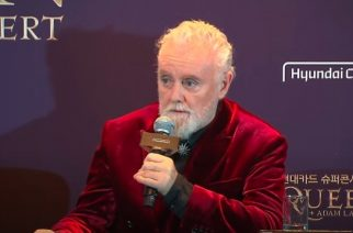 """Queenin Roger Taylorilta animoitu musiikkivideo soolokappaleesta """"Isolation"""""""