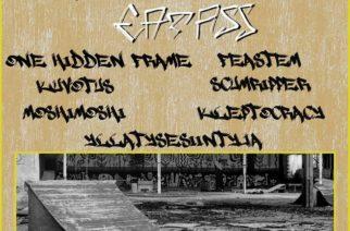 """Heinäkuun viimeisenä päivänä Helsingissä järjestetään """"Skate Fast Eat Ass"""" -tapahtuma: mukana mm. One Hidden Frame, Feastem, Scumripper ja Kuvotus"""