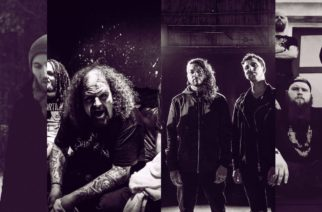 Kuvassa: Ulver, Napalm Death, Chelsea Grin, Volturyon