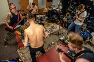 Hardcorea Jyväskylästä – Code Heresy julkaisi debyyttisinglensä