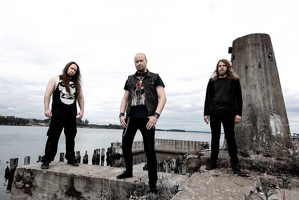 Tamperelainen melodista metallia soittava Existence Depraved alkanut nauhoittaa debyyttialbumiaan