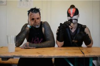 """KaaosTV tapasi Fear Of Dominationin Dark River Festivalissa: """"Suunnitelmissa siirtyä lokakuussa studioon nauhoittamaan seuraavaa albumia"""""""