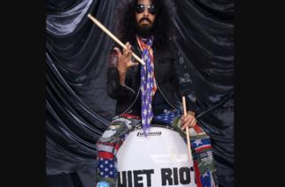 Jälleen surullisia uutisia: syöpää vastaan taistellut Quiet Riot -rumpali Frankie Banali on menehtynyt