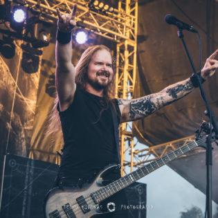 Insomnium Suomen-kiertueelle syksyllä: mukana myös harvakseeltaan Suomessa keikkaileva Finntroll