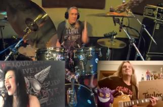 """Iron Maidenin, Evanescencen ja Whitesnaken jäsenet ottivat jammailtavakseen """"Live And Let Die"""" -kappaleen"""