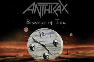 Synkät varjot veivät huumorin mennessään – Anthraxin Persistence Of Time kolmekymmentä vuotta
