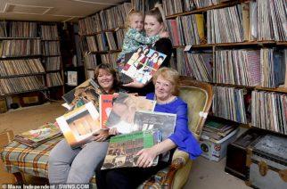 Edesmenneen musiikkitoimittaja John Peelin tytär myy isänsä 50 000 vinyylin kokoelman: pyytää vain punnan per levy, vaikka joukossa on kalliita harvinaisuuksia