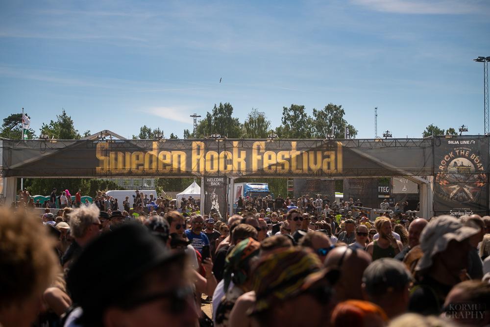 Sweden Rock Festival julkisti lähes koko ohjelman vuodelle 2021