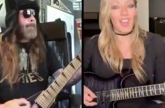 """Fozzyn, Avenged Sevenfoldin, Machine Headin sekä Alice Cooperin bändin jäseniltä uusi yhtye The Wheelblocks: kuuntele upea coverointi Iron Maidenin """"Aces High"""" -kappaleesta"""