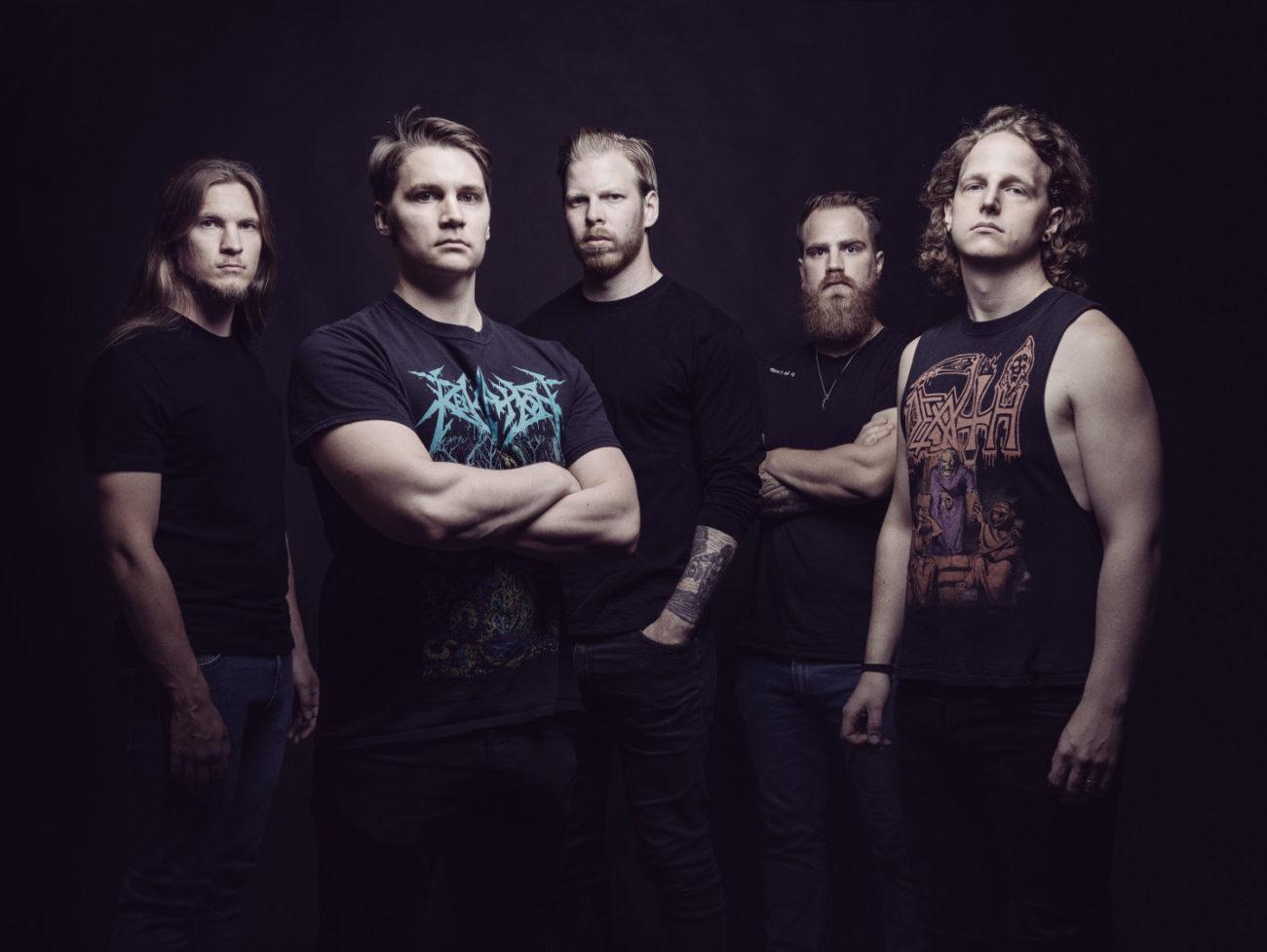 Helsinkiläinen death metal -orkesteri Omnivortex on julkaissut debyyttialbuminsa