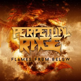 """Heavy metalia turhan varman päälle soitettuna – arviossa Perpetual Ragen """"Flames From Below"""""""