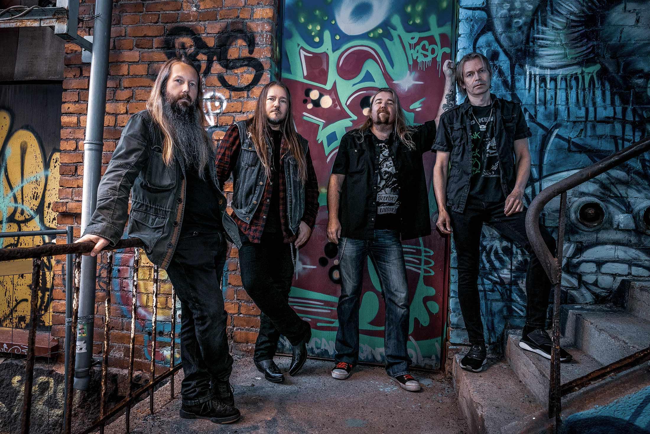 Speed Metal Party järjestetään Tampereella elokuussa