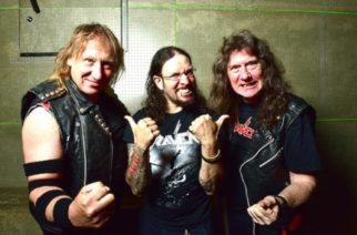 """Metalliveteraani Raven julkaisemassa seuraavan albuminsa syyskuussa: uusi kappale """"Top Of The Mountain"""" kuunneltavissa"""