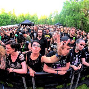 Festariennakko: Saarihelvetti tuo elokuussa jälleen Tampereen Viikinsaareen kovia kotimaisia