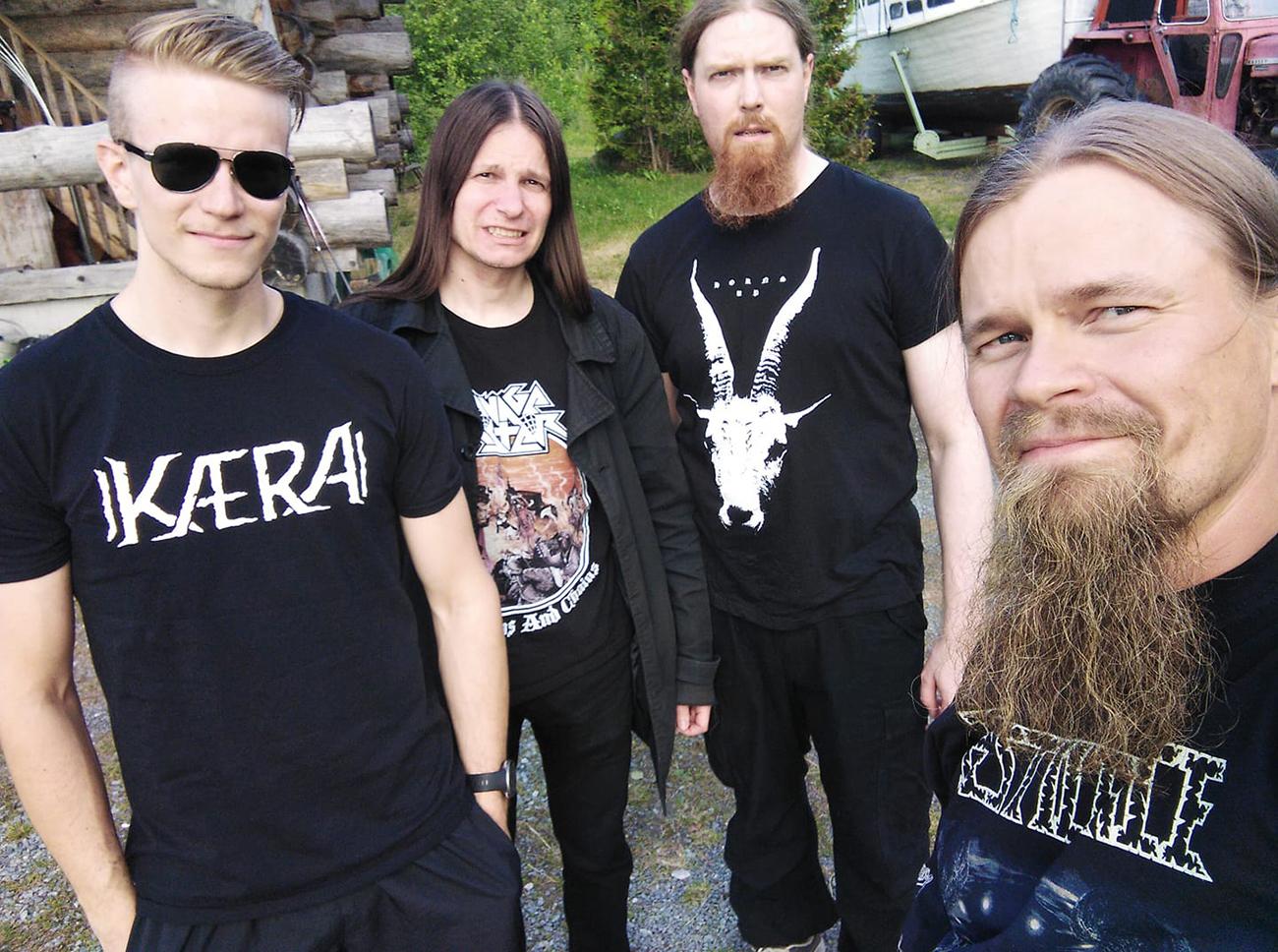 Sadistik Forest julkaisi toisen singlen tulevalta EP:ltä