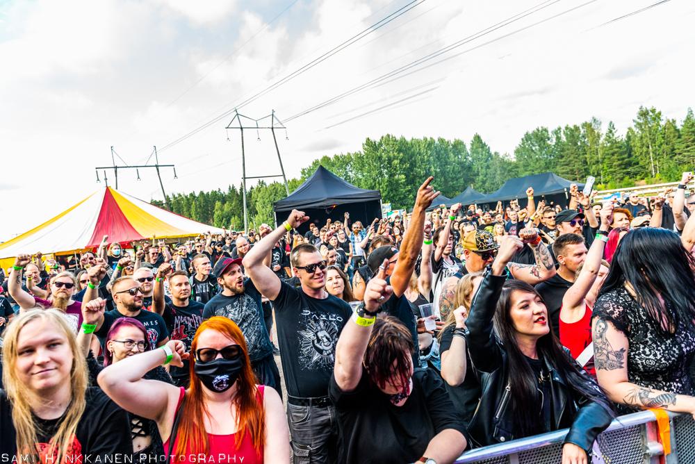 Dark River Festival järjestetään jälleen ensi vuoden elokuussa: festivaalin ensimmäiset esiintyjät julki marraskuun lopussa