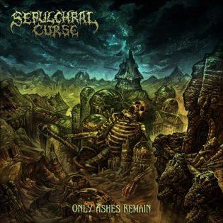 """Saumatonta kitaratyöskentelyä ja intensiivisiä hetkiä – arvostelussa Sepulchral Cursen debyyttialbumi """"Only Ashes Remain"""""""