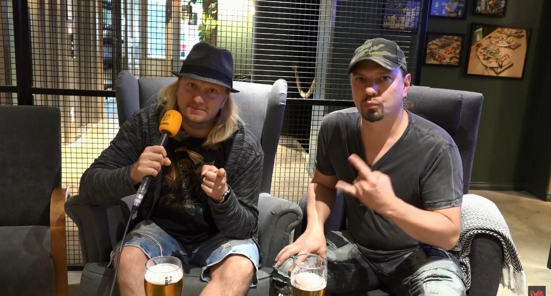 Sonata Arctican Tommy Portimo vahvistamaan Enigmatic Entrancen seuraavaa albumia