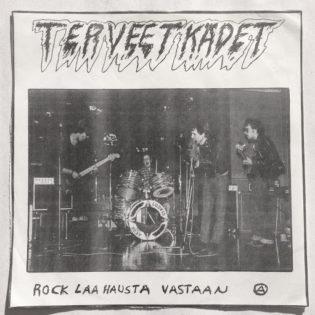 """""""Suomi-hardcoren alkuvoimaa"""" – klassikkoarvostelussa Terveiden Käsien 40-vuotias """"Rock laahausta vastaan"""" -EP"""
