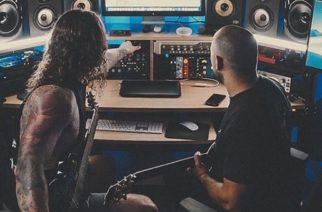 """As I Lay Dyingin Tim Lambesis uuden projektin kimpussa: """"En ole koskaan kirjoittanut näin montaa kappaletta keikkatauon aikana"""""""