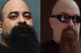 Vinkkejä mestarilta: Static-X:n Tony Campos kertoo saaneensa vinkkejä partansa kasvattamiseen Slayerin Kerry Kingiltä