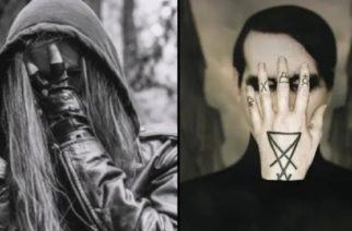 Saiko Marilyn Manson vaikutteita tuoreeseen promokuvaan black metal -yhtye UADA:lta? Bändi syyttää kauhurokkaria tyylinsä kopioimisesta