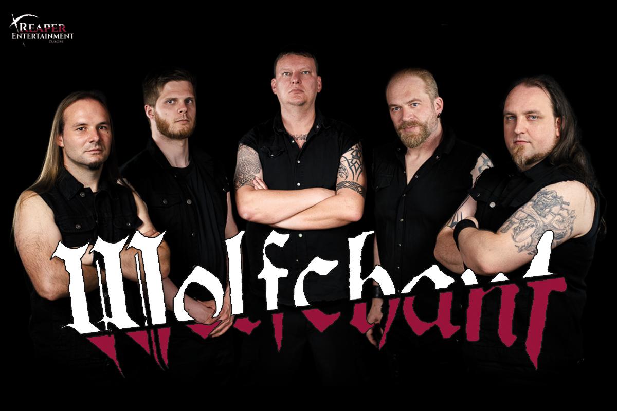 Wolfchant julkaisi tulevan albumin kansitaiteen