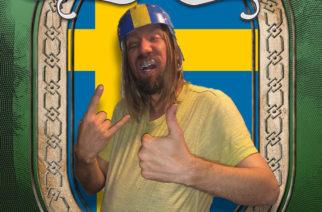 """Korpiklaani julkaisi """"Kaljaa"""" -kappaleesta uuden version: kuuntele Viking Danielsonin laulamana ruotsinkielinen """"Mellanöl"""""""