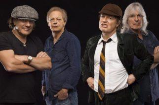 """Nyt se on vahvistettu: AC/DC tekee paluun """"Rock Or Bust"""" -albumin aikaisella kokoonpanollaan"""