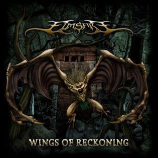 """Elmsfiren uutuusalbumilla on hetkensä, mutta muuten """"Wings Of Reckoning"""" ei onnistu vakuuttamaan"""