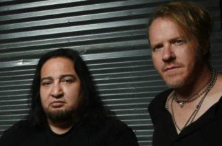 Murskaavia riffejä: Fear Factory julkaisi pätkän uutta musiikkia studion uumenista