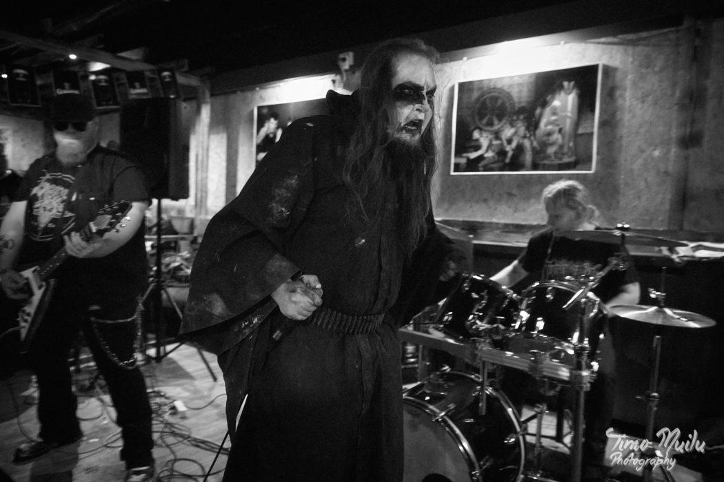 """Gloomy Grim julkaisee uuden """"Agathonomicon""""-albuminsa huhtikuussa"""