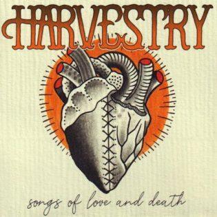 "Harvestryn ""Songs Of Love And Death"" on täydellinen dark folk -EP"