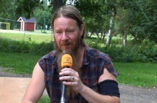 """KaaosTV tapasi Kotiteollisuuden Jouni Hynysen Rock In The City -festivaalissa: """"Tulevalle albumille luvassa 11 kappaletta"""""""