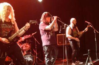 Kurmoottaja teki kunniaa thrash metal -suuruus Slayerille Rytmis Band Jamissa: video keikalta katsottavissa