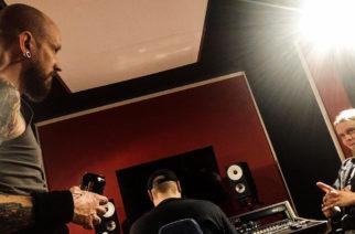 Lost In Grey studion uumeniin nauhoittamaan kolmatta albumiaan