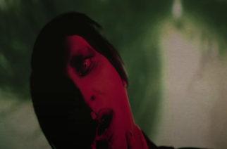 """Marilyn Mansonin yhteistyö The Walking Dead -tähti Norman Reedusin kanssa katsottavissa tuoreella """"Don't Chase The Dead"""" -kappaleen musiikkivideolla"""