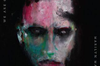 """""""We Are Chaos"""" on vakavien syytösten kohteena olevan Marilyn Mansonin yritys pohtia elämää ja minuuttaan"""