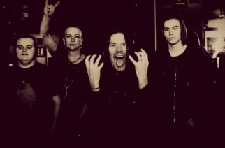 """Porkkana rock -yhtye Rylos nostaa nyrkin taas pystyyn: uusi kappale """"Black Liquid Fixation"""" kuunneltavissa"""