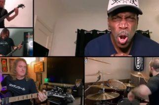 """Megadethin David Ellefson liittyi Sepulturan seuraan coveroimaan """"Territory"""" -kappaletta: video katsottavissa"""