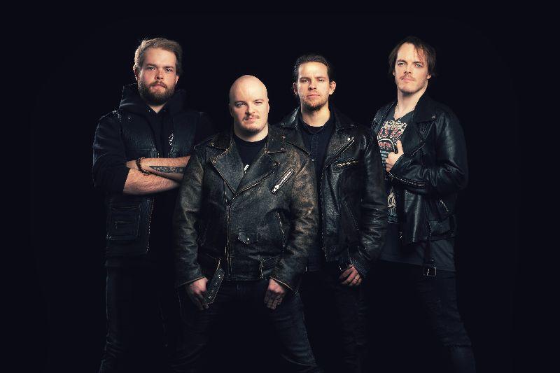 Espoon hard rock -helmi Sixgun Renegades julkaisi toisen albuminsa