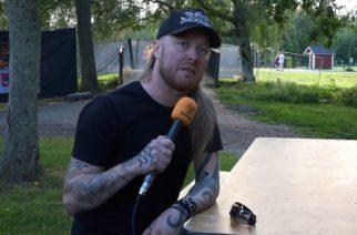 """Stam1nan Hyrde KaaosTV:lle bändin tulevaisuuden suunnitelmista Rock In The Cityssa: """"Potti räjähtää vuonna 2021!"""""""