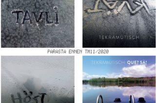 """""""Vuodenajat haltuun"""" – arvostelussa Tekramütisch : """"Parasta Ennen TM11/2020"""" -kokoelma"""