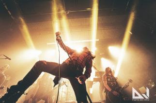 Juhlailta Amorphis-yhtyeen syleilyssä: katso kuvat bändin 30-vuotista uraa juhlistavalta erikoiskeikalta